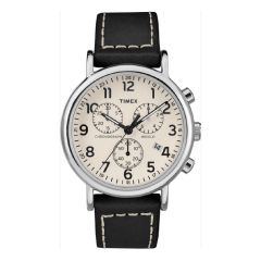 Timex Weekender Chronograph Watch - Black TW2R42800
