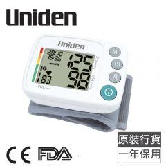 日本Uniden - 手腕式血壓計 AM2102