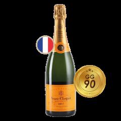 Veuve Clicquot Ponsardin Champagne Brut N/V VC_Brut