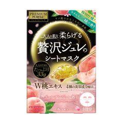 Utena - Premium Puresa Golden Jelly Mask Peach UTN1-PS-30351