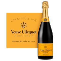 Veuve Clicquot Brut Yellow Label 凱歌香檳不連禮盒 750ml x1枝- (RP90 & WS91) VCP_YL_1