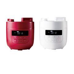 Vdada - Mini Intelligent Cooker 2L (Red / White) VDADA_Cooker_all