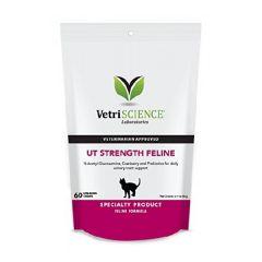 VetriScience UT Strength 貓咪尿道保健小食 60粒 (1包 / 3包 / 6包)