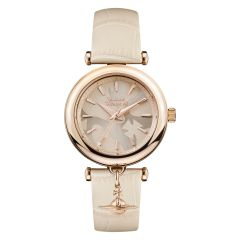 Vivienne Westwood Trafalgar Watch - Beige  VV108RSCM