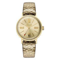 Vivienne Westwood Burlington Watch - Gold VV170GDMT