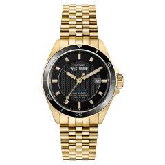 Vivienne Westwood Spitalfields Watch - Gold VV181BKGD