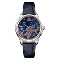 Vivienne Westwood Fitzrovia Watch - Blue VV197NVNV