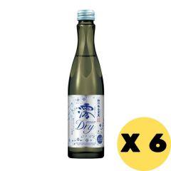 "MIO - ""Dry"" Sparkling Sake 300ml x 6 (new packing) W00174_6"
