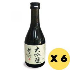 Morita - Otokoyama Junmai Daiginjo 300ml x 6 W00180_6