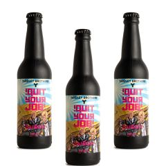 Yardley Brothers Brewery Quit Your Job 330ml x3 W00385