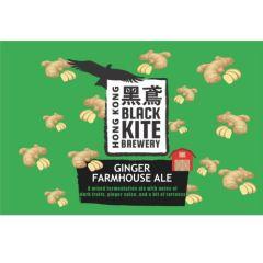 Black Kite - Ginger Farmhouse Ale 330ml W00508