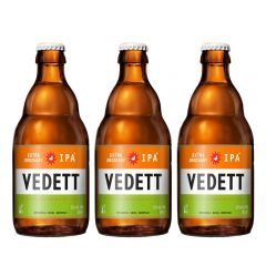 W00563_3 Vedett - IPA 330ml X3