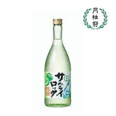 W00587 Gekkeikan - Samurai Rock 720ml 13%