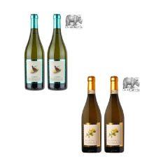 La Spinetta - Moscato d'Asti Bricco Quaglia 750ml x2 btls [Random 2 Labels] W00617_2
