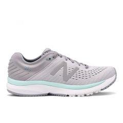New Balance Womens 860V10 NYC Marathon - 鋼灰 / 淺鋁灰 W860P10B