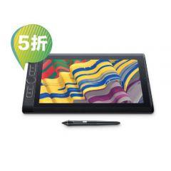 Wacom MobileStudio Pro 16  專業繪圖平板電腦  黑色 (DTH-W1620)