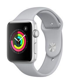 Apple Watch Series 3 GPS 42mm 鋁金屬錶殼配運動錶帶