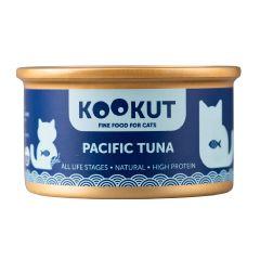 KOOKUT - 太平洋吞拿魚 (70g) (1罐 / 24罐) WCKUCW1008259_all