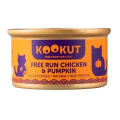 KOOKUT - 南瓜放養雞 (70g) (1罐 / 24罐) WCKUCW1010436_all