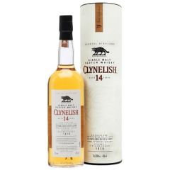 CLYNELISH - 14 Years Single Malt Scotch Whisky (700ml x 1 btl) (with box) WCLY00001