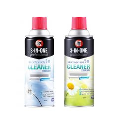WD-40 - 3-IN-ONE 殺菌冷氣清潔劑331毫升 (清爽涼風/夏日涼風)