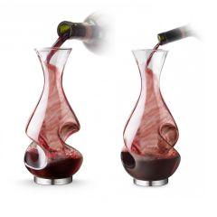Final Touch - 扭紋形玻璃醒酒器 WDA-600-650