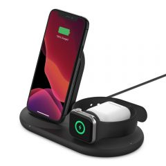 Belkin BOOST UP CHARGE™ 3-in-1 Wireless Charger for Apple Devices