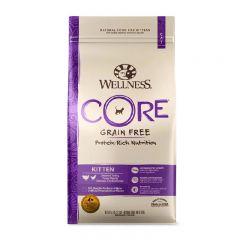 WELLNESS CORE ® 無穀物 幼貓成長配方 2磅 / 5磅 WELLNESS-KITTEN