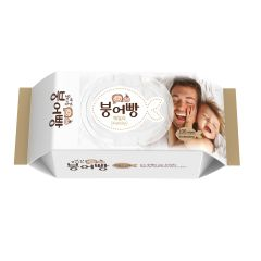 Boonguhbbang붕어빵 - Wet Tissue (Family Brown) - 100Pcs WETBODY
