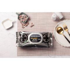 Boonguhbbang - Sally's Kitchen Wet Tissue - Black - 60Pcs (Alcohol & Chemical Free)- 60Pcs WETKIT