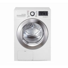 LG - 9KG Dryer (Made in Korea) WF-DT90PW WF-DT90PW