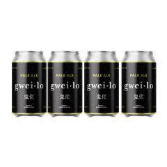 WGWL00002B4A gwei lo - Pale Ale 330ml x 4 cans