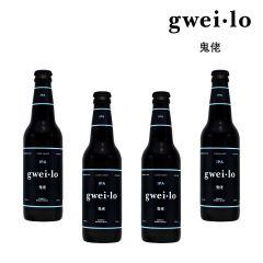 gwei lo IPA 330ml x 4 btls WGWL00003B4