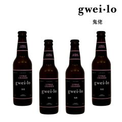 gwei lo Citrus Crusher 330ml x 4 btls WGWL00004B4