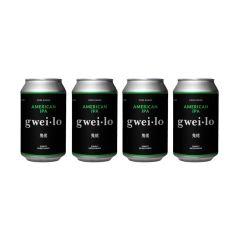 WGWL00005B4A gwei lo - American IPA 330ml x 4 cans