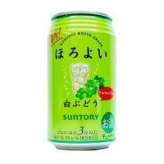 新得利 - 微醺 白葡萄味 3% 350毫升 (1支 / 6支 / 24支) (平行進口貨品) WH_GRAPES_SODA_ALL