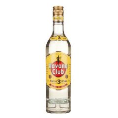 Havana Club - 3 Year Old Rum 750ml x 1 btl WHVC00001