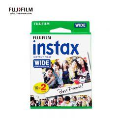 富士 Fujifilm - 即影即有Wide相紙 20張 白邊