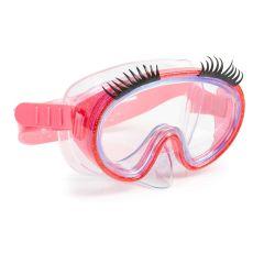 Bling2O - Swim Goggles - Splash Lash Mask - Hot Poppin Pink WIN21687