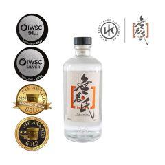無名氏 - 手工氈酒 NIP Dry Gin 500ml [香港製造]  WNIP00001