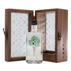 Perfume Trees Gin - Miniature Premium timber box Set 50ml WPTG00002