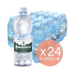 Mangiatorella - 天然低礦物質無氣礦泉水 - 500毫升 (24支)