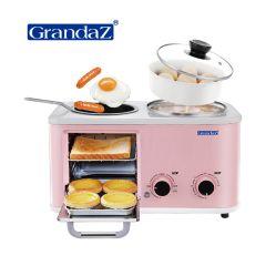 GrandaZ - Multi-functional Private Kitchen Cooking Machine - Pink GD-BM2001 WW_GD-BM2001