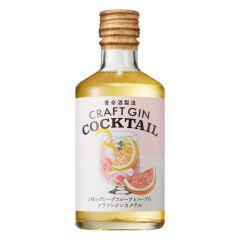 YOMEISHU - Craft Gin Cocktail 300ml (Grapefruit) WYOM00004