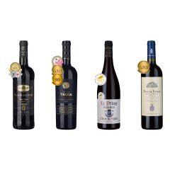 Laithwaites Direct Wines - Gold European Reds Case 750ml x 4 btls X0309613