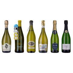 Laithwaites Direct Wines - Party Essentials Sparkling Wines 750ml x 6 btls X0309813