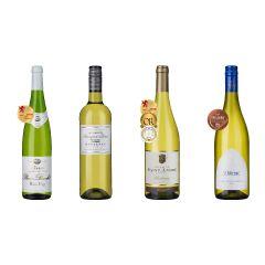 Laithwaites Direct Wines - Premium French Whites Showcase 750ml x 4 btls X0309913