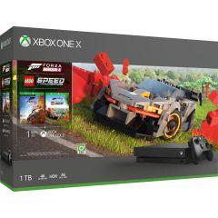 Xbox One X Forza Horizon 4 LEGO® Speed Champions 同捆裝 (1TB)