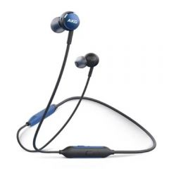 AKG - Y100 Wireless In-Ear Headphones (Blue) Y100WIRELESS_BU
