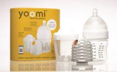 Yoomi - Bottle + Warmer Set 5oz/140ml Y140S
